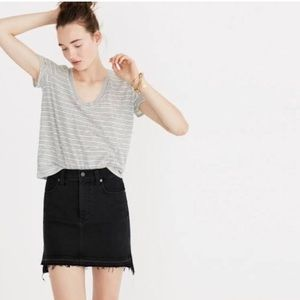 Madewell Alto Scoop T-shirt
